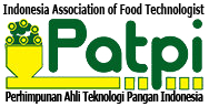 Description: Indonesian Association of Food Technologies (PATPI) Kalimantan Timur